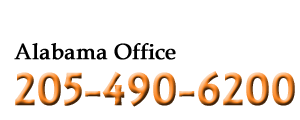 Alabama Office - Birmingham, AL Phone Number 205-490-6200